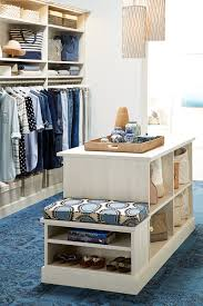 what the best dressed closets are wearing this fall container stories closet center island luxurious walk in