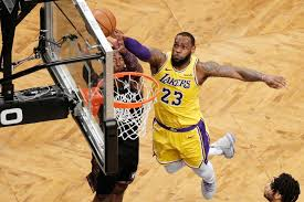 #5, gf, los angeles lakers. Lakers Lebron James Giving No 23 Jersey Number To Anthony Davis Upi Com