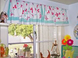 retro kitchen curtains very interesting and innovative style