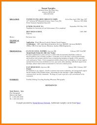 11 School Social Work Resume Self Introduce