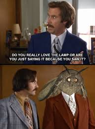 I Love Lamp Mothmemes