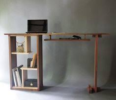 home office standing desk. stand up desk in walnut modern home office custom wood furniture 350000 usd standing f
