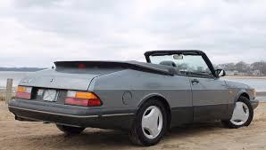 1991 Saab 900 Turbo SE Convertible 5-Speed for sale on BaT ...