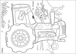Small Picture Mater goes tractor tipping coloring pages Hellokidscom