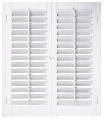 window shutters. Plain Window Amazoncom Interior Shutter Kit 2 14 For Window Shutters L