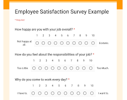 Satisfaction Survey Employee Satisfaction Surveys OmniTechPro 7