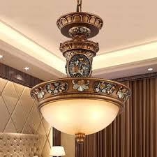 vintage ceiling lighting. Vintage 3-Light Semi Flush Hanging Glass Ceiling Light Fixtures Lighting I
