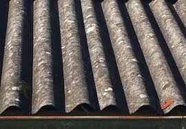 asbestos cement corrugated roofing wall fence paneling