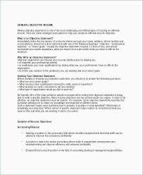 Amazing Resumes New Resume Introduction Sample Amazing Example Resume Objectives
