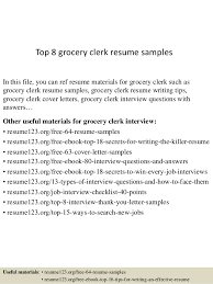 produce resumes grocery clerk resume under fontanacountryinn com