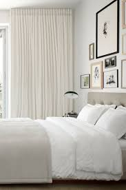 Master Bedroom: Full, To Ceiling Drapes And A Soft, Neutral Color Palette