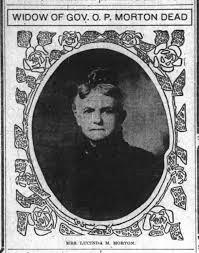 Lucinda Burbank Morton – The Indiana History Blog