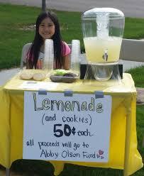 Sweeter than lemonade | Savage | swnewsmedia.com