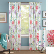 better homes and garden curtains. Better Homes And Gardens Watercolor Floral Sheer Window Curtain Panel, 52 Garden Curtains R
