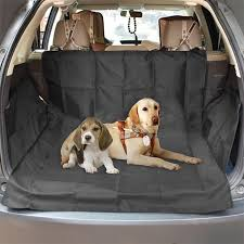 2020 waterproof dog car seat covers