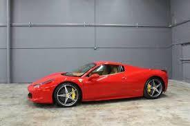 2014 ferrari 458 italia spider rwd. Used Ferrari 458 Spider For Sale Carsforsale Com