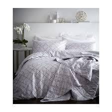 geometric quilt cover set duvet cover
