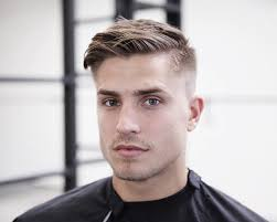 hairstyles for men short