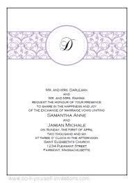 Free Downloadable Wedding Invitation Templates Free Printable Wedding Invitations Templates 4