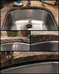 granite countertop and sink repair in maryland
