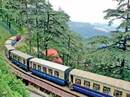 Come Republic Day New Train To Ply On Kalka Shimla Route