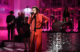 Harry Styles Performs 'Lights Up' and 'Watermelon Sugar' on ...