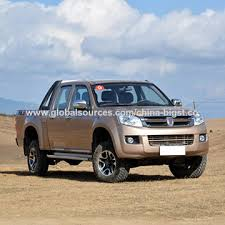 China Double Cabin New Pickup Truck, 5MT, Gasoline or Diesel, 4*2 or ...