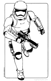 extraordinary idea star wars stormtrooper art coloring page on stormtrooper coloring page