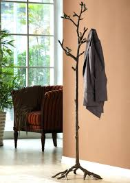 coat rack tree ideas and some designs that you have to know unique black  shaped in