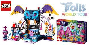 <b>LEGO Trolls</b>: полный состав участников мирового тура!