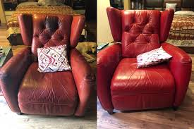 leather sofa cleaning service by the leather laundry
