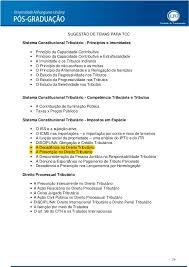 temas para monografia de direito do trabalho