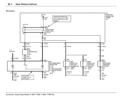 wiring diagram for rear window defrost circuit 2002 2005 eatc 05 F250 Fuse Panel Wiring Diagram wiring diagram for rear window defrost circuit 2002 2005 eatc 2005 f250 fuse panel diagram