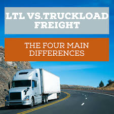 LTL vs. Truckload Freight. What's the Difference? | PartnerShip