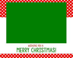 christmas card templates use this christmas card
