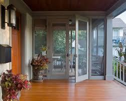 screened in garage doorScreen Porch Door  Houzz