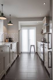 Apartment Galley Kitchen Kitchen Narrow But Daring Galley Kitchen Design For Your Small