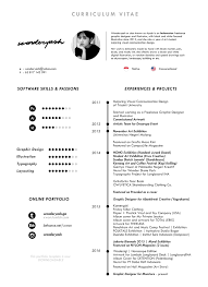 Curriculum Vitae Tamplates Curriculum Vitae Template Available For Download On Behance