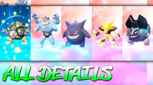 HOW TO Evolve Kadabra, Haunter, Machoke & (Alolan) Graveler in Pokémon  Let's Go Pikachu & Eevee - YouTube