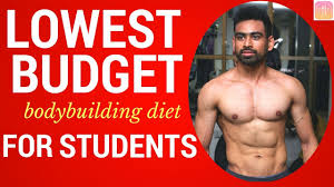 lowest budget t plan for college hostel students indian bodybuilding t