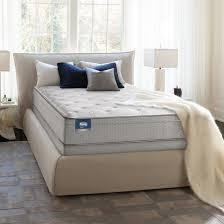 Simmons Bedroom Furniture Simmons Beautyrest Beautysleep Sparkle Sky 115 Plush Mattress