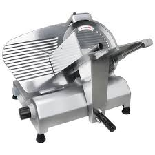 12 commercial ss blade 270w electric meat slicer cheese veggies deli food cutter 0
