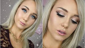 get ready with me 21st birthday party night out makeup hair outfit you