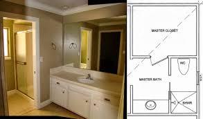 3 Way Bathroom - Home Design