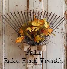 diy projects make a pretty paper craft fall leaves wreath from cute autumn colored sbook papers the diary of dave s wife