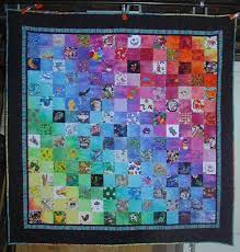 Quilts for Other People's Kids: Quilt for T. & Quilt for T. Adamdwight.com