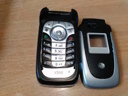Корпус Motorola V360 + русская ...