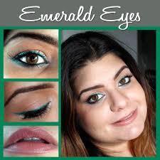 emerald eyes emerald eyeliner