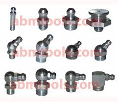 Grease Cups Nut Type