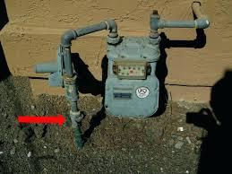 gas fireplace shut off inspection forum valve valves